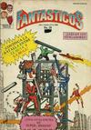 Cover for Los Cuatro Fantasticos (Novedades, 1980 series) #29