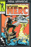Cover Thumbnail for Mark Hazzard: Merc (1986 series) #7 [Direct]