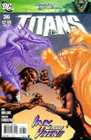 Cover for Titans (DC, 2008 series) #36 [Direct Sales]
