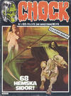 Cover for Chock (Semic, 1972 series) #1/1975