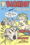 Cover for Blondie (Åhlén & Åkerlunds, 1956 series) #8/1961