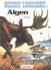 Cover for Buddy Longways äventyr (Carlsen/if [SE], 1977 series) #6 - Älgen