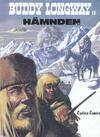 Cover for Buddy Longways äventyr (Carlsen/if [SE], 1977 series) #11 - Hämnden