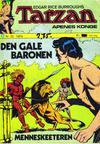 Cover for Tarzan [Jungelserien] (Illustrerte Klassikere / Williams Forlag, 1965 series) #22/1974