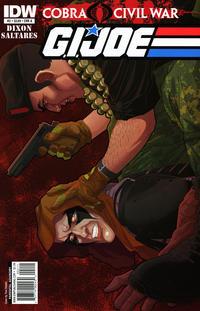 Cover Thumbnail for G.I. Joe (IDW, 2011 series) #2