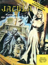 Cover Thumbnail for Jacula (De Vrijbuiter; De Schorpioen, 1973 series) #5