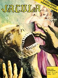 Cover Thumbnail for Jacula (De Vrijbuiter; De Schorpioen, 1973 series) #13