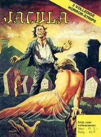 Cover Thumbnail for Jacula (De Vrijbuiter; De Schorpioen, 1973 series) #26