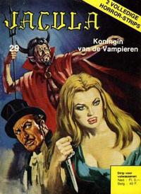 Cover Thumbnail for Jacula (De Vrijbuiter; De Schorpioen, 1973 series) #29