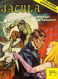 Cover Thumbnail for Jacula (De Vrijbuiter; De Schorpioen, 1973 series) #32