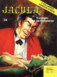 Cover Thumbnail for Jacula (De Vrijbuiter; De Schorpioen, 1973 series) #34