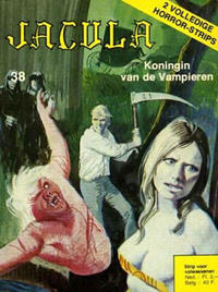 Cover Thumbnail for Jacula (De Vrijbuiter; De Schorpioen, 1973 series) #38