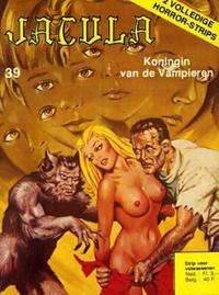 Cover Thumbnail for Jacula (De Vrijbuiter; De Schorpioen, 1973 series) #39