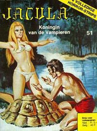 Cover Thumbnail for Jacula (De Vrijbuiter; De Schorpioen, 1973 series) #51