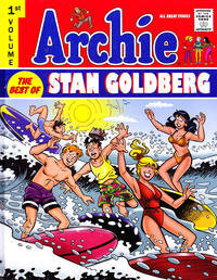 Cover Thumbnail for Archie: The Best of Stan Goldberg (IDW, 2010 series) #1