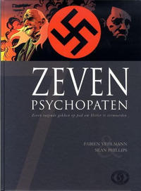 Cover Thumbnail for Zeven (Silvester, 2007 series) #1 - Zeven psychopaten
