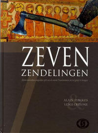 Cover Thumbnail for Zeven (Silvester, 2007 series) #4 - Zeven zendelingen