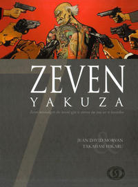 Cover Thumbnail for Zeven (Silvester, 2007 series) #6 - Zeven Yakuza