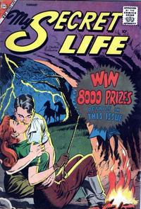 Cover Thumbnail for My Secret Life (Charlton, 1957 series) #27