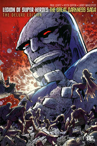 Cover Thumbnail for Legion of Super-Heroes: The Great Darkness Saga The Deluxe Edition (DC, 2010 series)