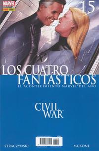 Cover Thumbnail for Los 4 Fantásticos (Panini España, 2006 series) #15