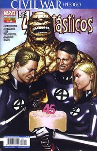 Cover Thumbnail for Los 4 Fantásticos (Panini España, 2006 series) #18
