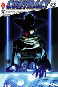 Cover Thumbnail for Contract (First Salvo Productions, 2008 series) #3