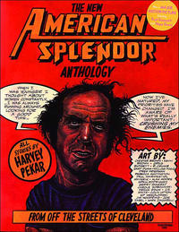 Cover Thumbnail for The New American Splendor Anthology (Four Walls Eight Windows, 1991 series)