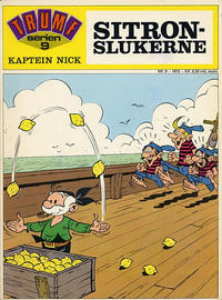 Cover Thumbnail for Trumf-serien (Romanforlaget, 1971 series) #9 - Kaptein Nick