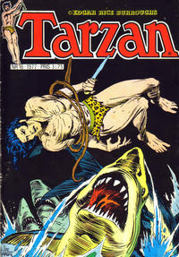 Cover Thumbnail for Tarzan (Atlantic Forlag, 1977 series) #16/1977