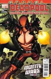 Cover Thumbnail for Deadpool Annual (Marvel, 2011 series) #1