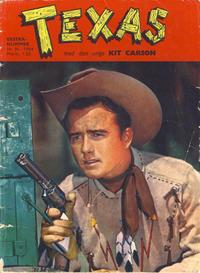Cover Thumbnail for Texas Ekstranummer (Serieforlaget / Se-Bladene / Stabenfeldt, 1959 series) #9a/1964