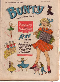 Cover Thumbnail for Bunty (D.C. Thomson, 1958 series) #2
