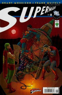 Cover Thumbnail for Superman: All Star (Grupo Editorial Vid, 2006 series) #8
