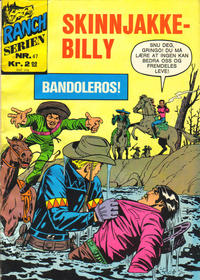 Cover Thumbnail for Ranchserien (Illustrerte Klassikere / Williams Forlag, 1968 series) #47