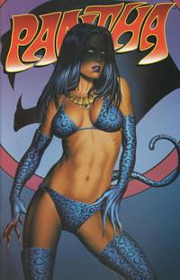 Cover Thumbnail for Vampirella (Harris Comics, 2001 series) #10 [Pantha Cover]