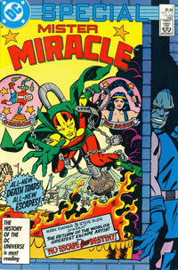 Cover Thumbnail for Mister Miracle Special (DC, 1987 series) #1 [Direct]