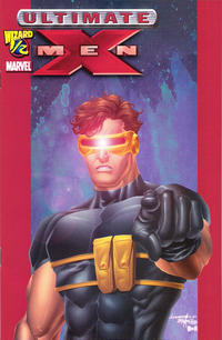 Cover Thumbnail for Ultimate X-Men (Marvel; Wizard, 2001 series) #1/2
