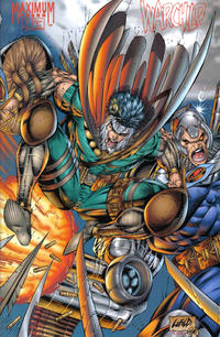 Cover Thumbnail for Warchild (Maximum Press, 1995 series) #1