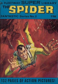 Cover Thumbnail for Fleetway Super Library Fantastic Series (IPC, 1967 series) #2