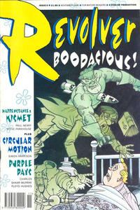 Cover Thumbnail for Revolver (Fleetway Publications, 1990 series) #5