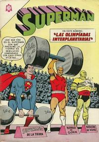 Cover Thumbnail for Supermán (Editorial Novaro, 1952 series) #454