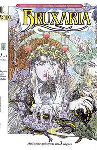 Cover Thumbnail for Bruxaria: Uma História de Vingança (Editora Abril, 1997 series) #1