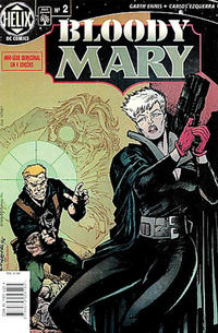 Cover Thumbnail for Bloody Mary (Editora Abril, 1998 series) #2