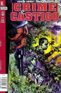 Cover Thumbnail for Crime e Castigo (Editora Abril, 1998 series) #4