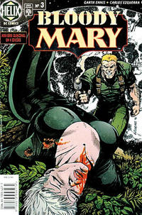 Cover Thumbnail for Bloody Mary (Editora Abril, 1998 series) #3