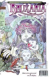 Cover Thumbnail for Bruxaria: Uma História de Vingança (Editora Abril, 1997 series) #3