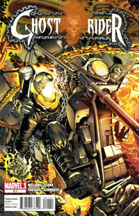 Cover Thumbnail for Ghost Rider (Marvel, 2011 series) #0.1