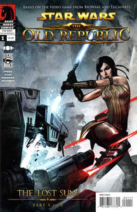 Cover Thumbnail for Star Wars: The Old Republic - The Lost Suns (Dark Horse, 2011 series) #1