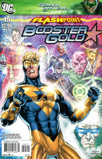 Cover Thumbnail for Booster Gold (DC, 2007 series) #45
